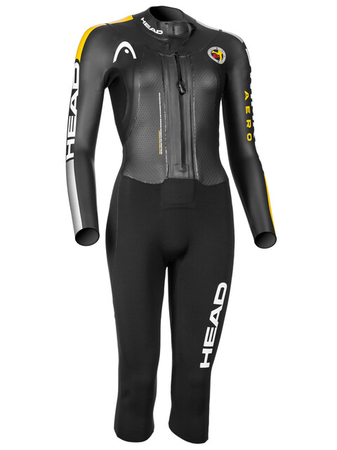 Head ÖTILLÖ Swimrun Aero Suit Dames zwart